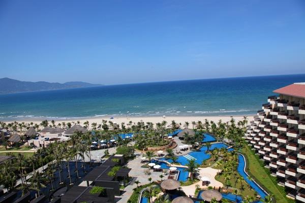 Kinh doanh khách sạn Đà Nẵng đang