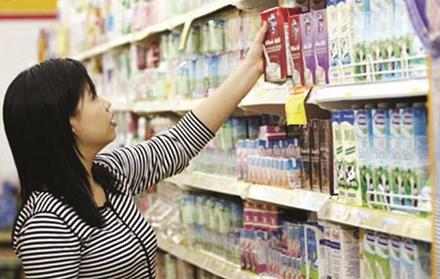 Sẽ thanh tra diện rộng sữa, nước giải khát toàn quốc