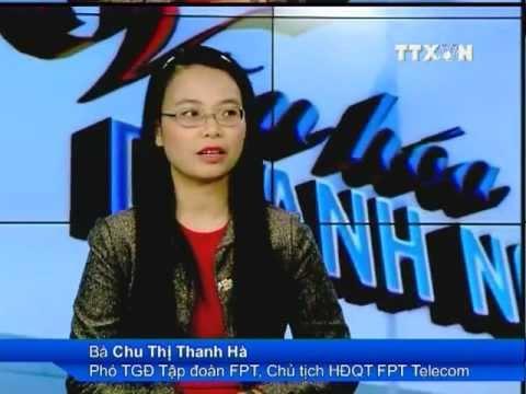 Bà Chu Thanh Hà rời ghế Phó TGĐ FPT