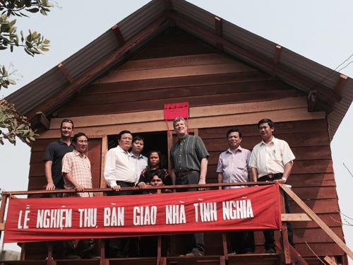 Vinataba: Nỗ lực vì cộng đồng