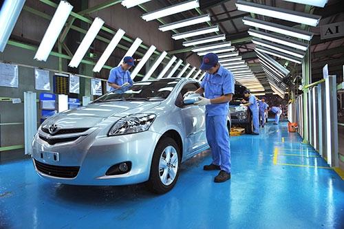 """Lộ rõ """"khoảng tối"""" FDI khi Toyota Việt Nam dọa ngưng sản xuất"""