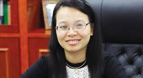 Bà Chu Thị Thanh Hà.