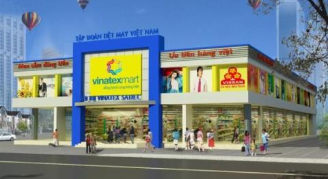 Một cửa hàng thuộc chuỗi Vinatexmart