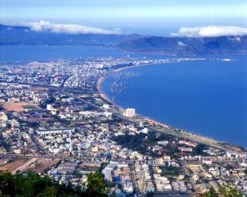 Hướng Quy Nhơn thành trung tâm kinh tế biển quốc gia