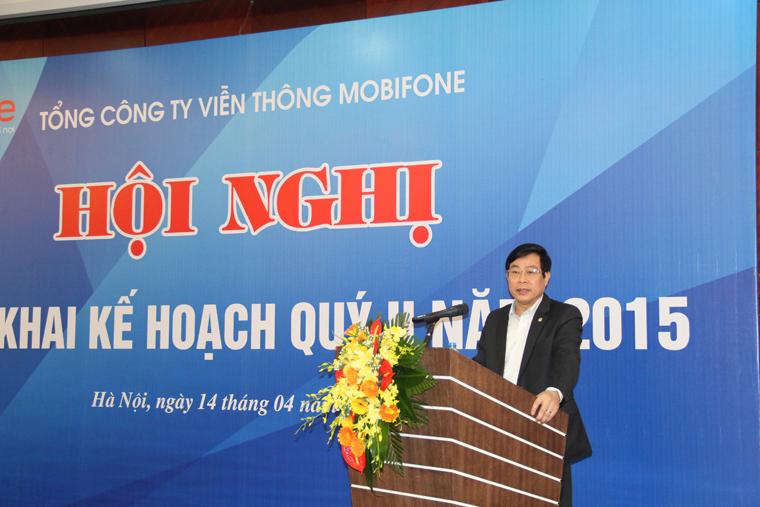 Bộ trưởng Nguyễn Bắc Son: Cổ phần hóa MobiFone trong 2015 là một mệnh lệnh!