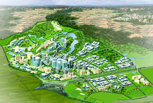 Phê duyệt Nhiệm vụ Quy hoạch chung đô thị Hòa Lạc
