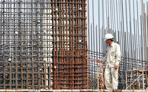 HNX: Ngành xây dựng lỗ nặng nhất trong 2014