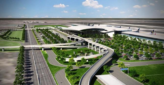 Báo cáo Thủ tướng dự án Sân bay Quảng Ninh trong tháng 6