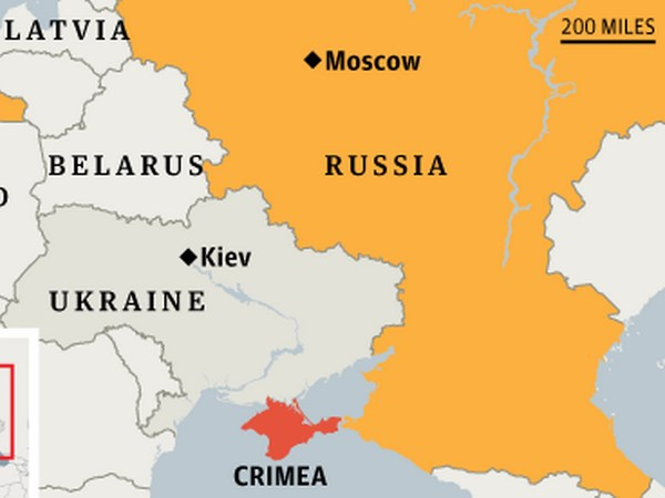 Nga chi 2,2 tỷ USD trong năm 2015 để hiện đại hóa Crimea