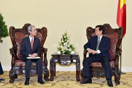 Thủ tướng: Sẽ cho phép nhà đầu tư ngoại mua trên 30% ngân hàng Việt