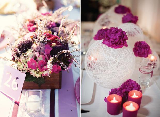 Trong phong thủy hôn nhân, số lượng đèn trong yến tiệc phải có đôi có cặp