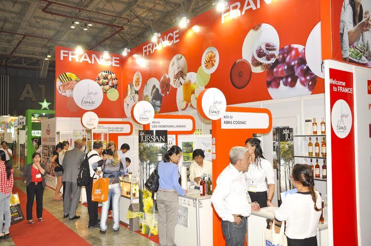 21-23/4: Triển lãm Food&HotelVietnam 2015