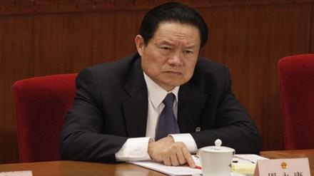 Chu Vĩnh Khang theo dõi lãnh đạo Trung Quốc