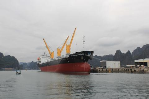 Cải hoán tàu ma Vinashin thành tàu 56.200tấn: Chỉ là may mắn?