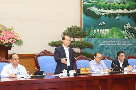 Phó Thủ tướng: Có việc vống giá đóng tàu, trục lợi trong đề án hỗ trợ ngư dân?