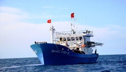Hơn 30 chủ tàu cá đã vay vốn theo Nghị định 67