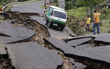Trái đất đã hứng chịu bao nhiêu trận động đất mạnh kể từ năm 1900?