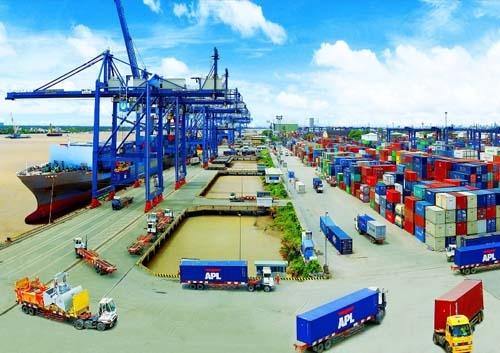 Nhập khẩu từ Trung Quốc chiếm gần 30% tổng kim ngạch nhập khẩu