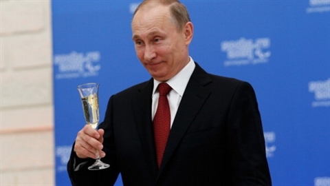 Putin quá