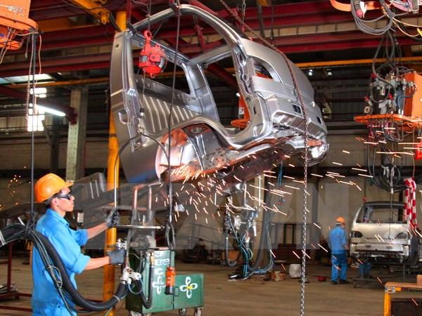 Ngành công nghiệp ôtô Việt Nam với