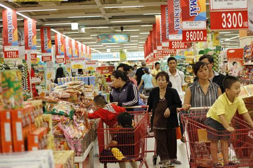 Hơn 2/3 người tiêu dùng Việt mua sắm tại siêu thị