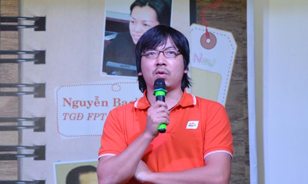 """""""Giáo sư Cù Trọng Xoay"""" về đầu quân tại FPT Telecom"""