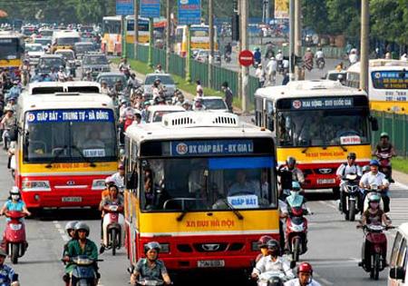 Thủ tướng duyệt cơ chế ưu đãi, trợ giá để phát triển xe buýt