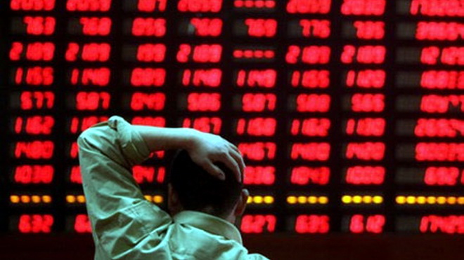"""37.000 tỷ đồng bị """"cuốn phăng"""" khỏi thị trường chứng khoán trong vài giờ"""