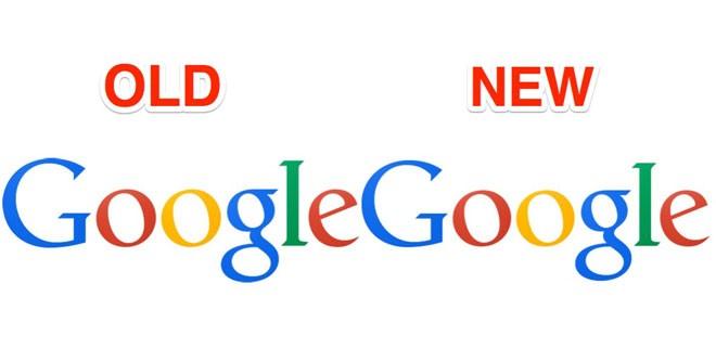 Năm 2014, Google đã có một chút điều chỉnh cho logo của mình.
