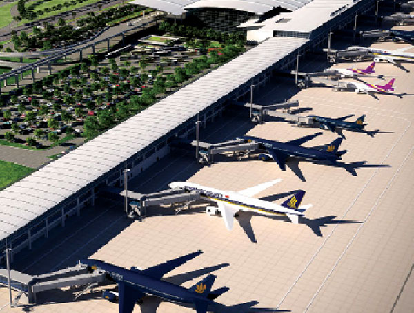 Dự án hạ tầng hàng không: Doanh nghiệp hồ hởi, nhà nước e dè