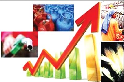 Bản Việt: Lạm phát sẽ tăng mạnh trong nửa cuối 2015