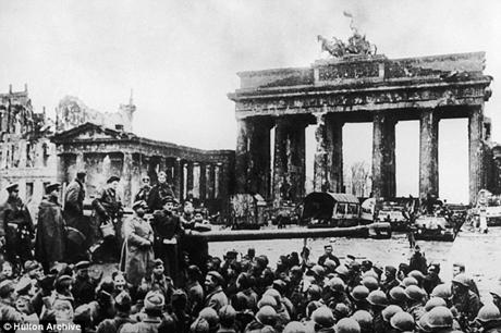 Thủ đô Berlin