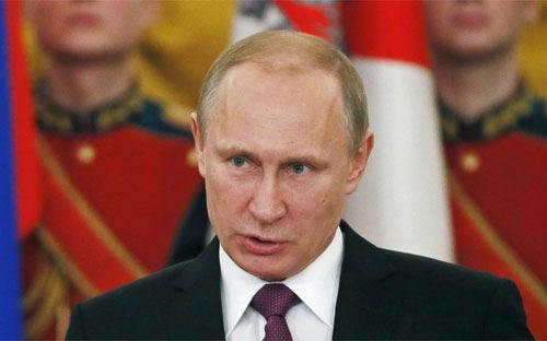 Putin bất ngờ sa thải 20 tướng