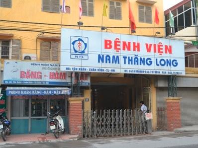 Thí điểm cổ phần hóa Bệnh viện Nam Thăng Long
