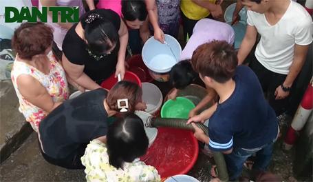 Công ty nước sạch: Người Hà Nội sẽ có đủ nước sạch trong mùa hè (?)