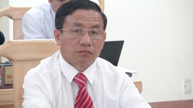 """Ông Lê Đình Sơn được """"thăng chức"""" làm Chủ tịch tỉnh Hà Tĩnh"""