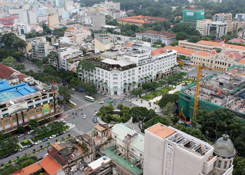Đâu là nơi giá đất ở đắt nhất Việt Nam?