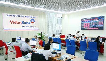 Nhân viên VietinBank thu nhập bình quân hơn 20 triệu đồng/tháng