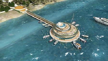 """Lo cho Vịnh Nha Trang khi có """"cao ốc"""" và """"Trung tâm đại dương"""""""