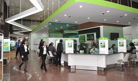 """Vietcombank: Tổng tài sản """"bốc hơi"""" gần 38.000 tỷ đồng sau 3 tháng"""