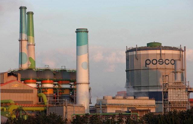 """Tập đoàn thép POSCO tuyên bố chuyển sang """"tình trạng khẩn cấp"""""""