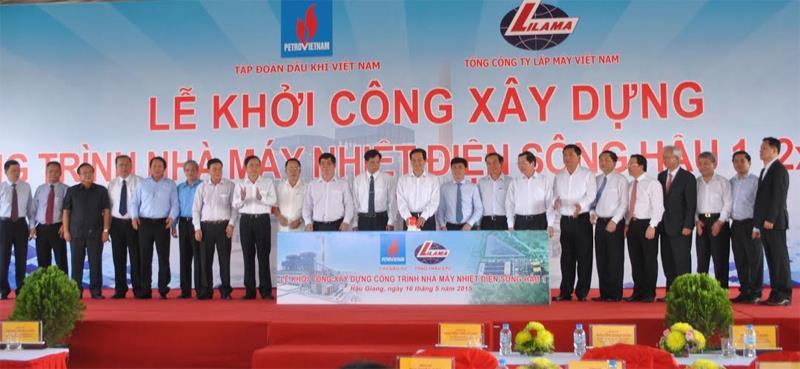 Hậu Giang: Thủ tướng Chính phủ phát lệnh khởi công Nhà máy Nhiệt điện 2 tỷ USD