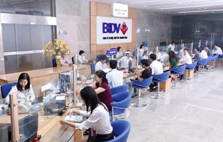 Nhân viên BIDV thu nhập bình quân 20,7 triệu đồng/tháng