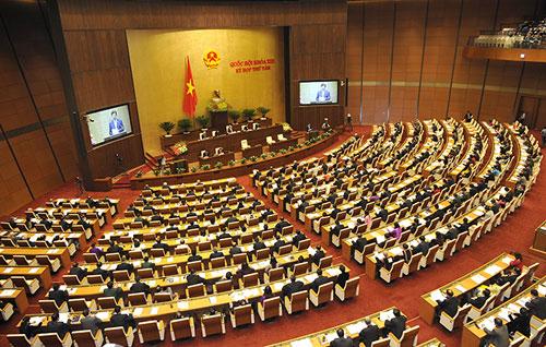 """Quốc hội tính cách duy trì tăng trưởng """"sốc"""" đến hết năm 2015"""