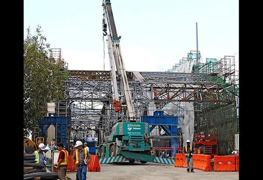 Nhật Bản sẽ tăng cường hỗ trợ phát triển hạ tầng ở châu Á - Thái Bình Dương. Ảnh: The Philippine Star