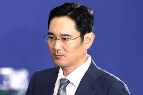 Chân dung Lee Jae Jong, người thừa kế tập đoàn Samsung. Ảnh: SeongJoon Cho/Bloomberg