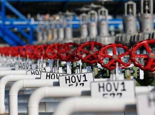 Nga không còn là nhà cung cấp khí đốt lớn nhất cho Tây Âu