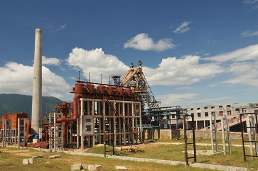 Cận cảnh hoang tàn của dự án thép hơn 1.700 tỷ đồng tại Vũng Áng
