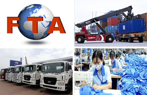 FTA với Hàn Quốc mang lại gì cho Việt Nam?