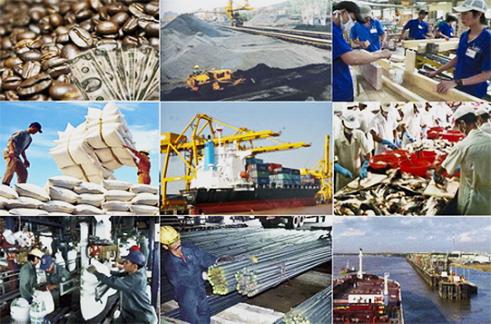 Kinh tế Việt Nam năm vừa qua đã đạt được một số kết quả quan trọng (ảnh minh họa)